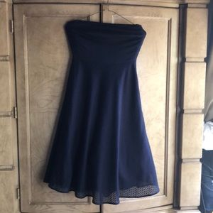 J Crew ❤️Strapless Fit and flare Dress 2